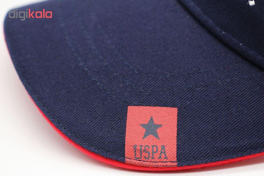 کلاه آفتاب گیر مردانه یو اس پولو مدل 081501