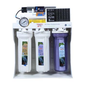 دستگاه تصفیه آب خانگی سافت واتر مدل RO-06 |