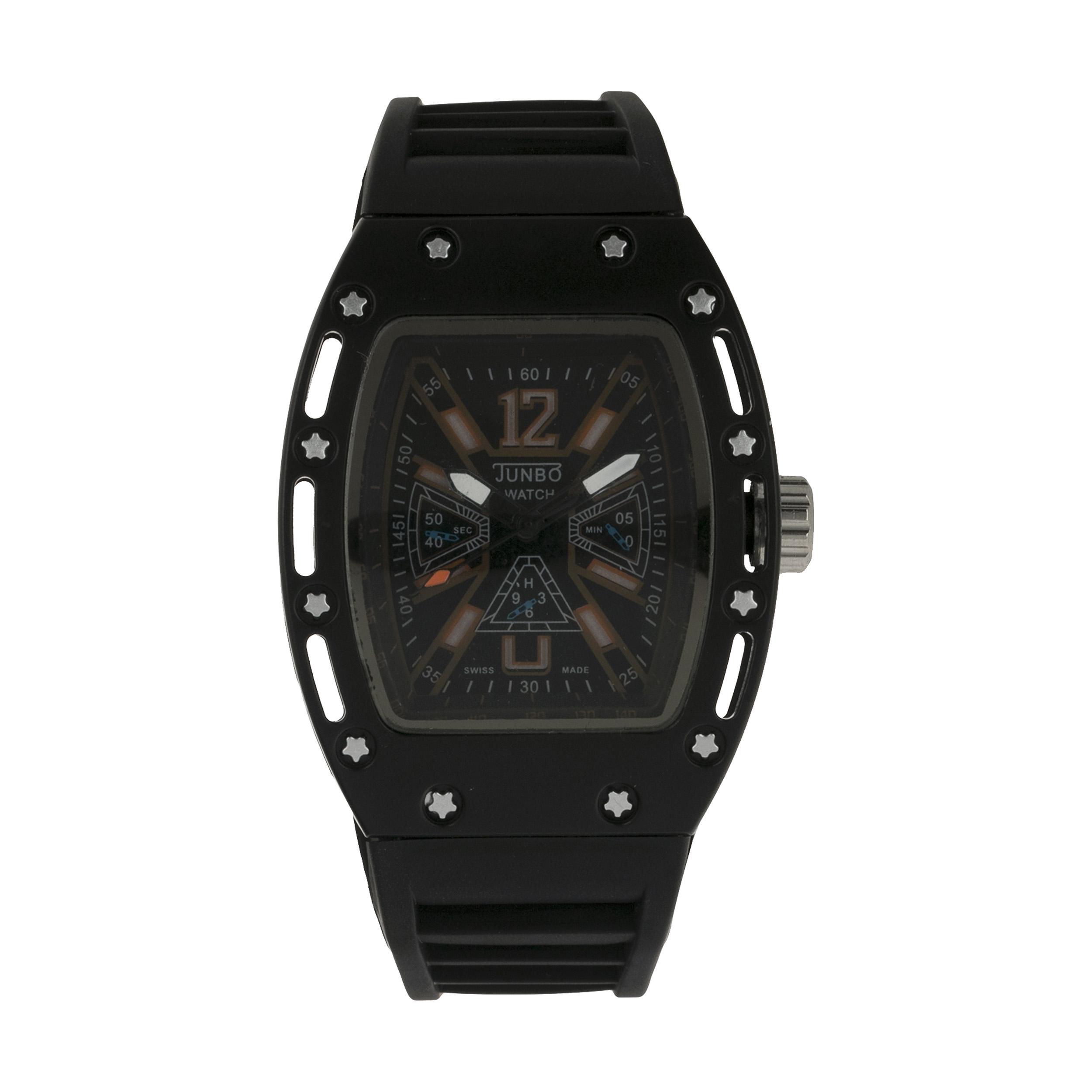 ساعت مچی عقربه ای مردانه جانبو مدل 45865