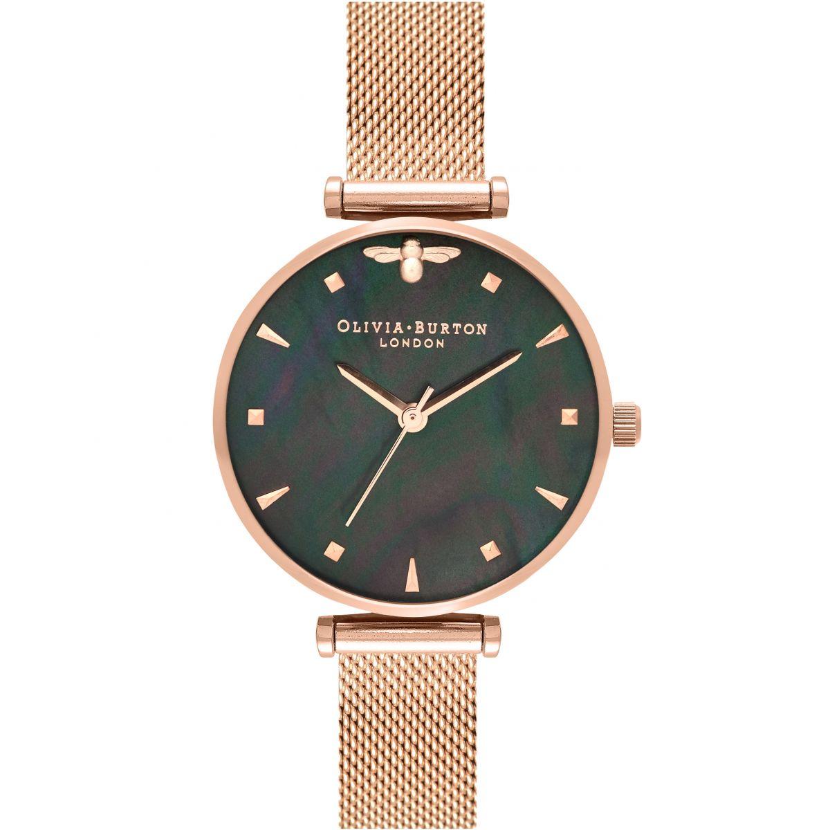 خرید ساعت مچی عقربه ای زنانه الیویا مدل OB16AM145
