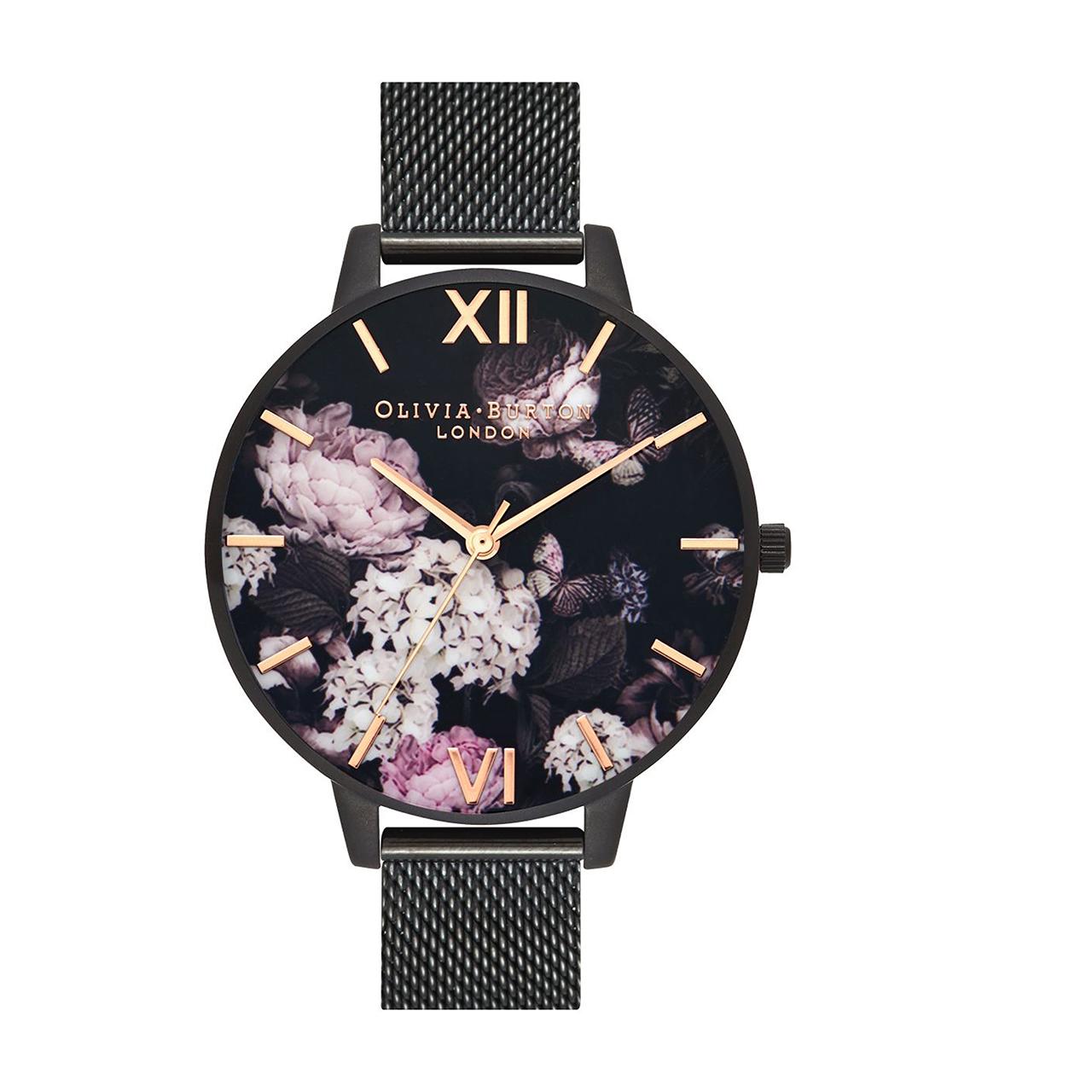 ساعت مچی عقربه ای زنانه الیویا مدل OB16AD35 55