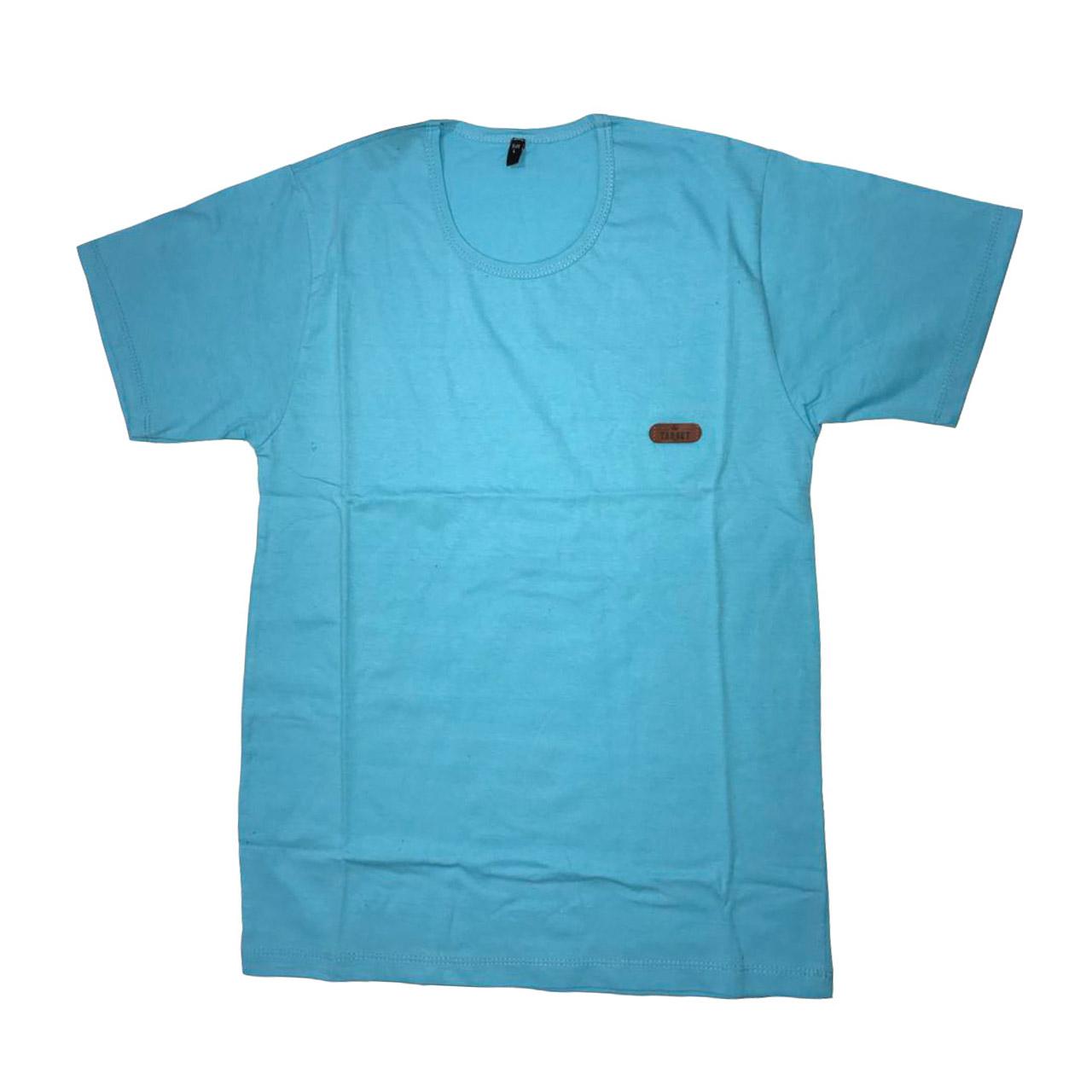 قیمت تیشرت آستین کوتاه مردانه تن ست مدل AS749