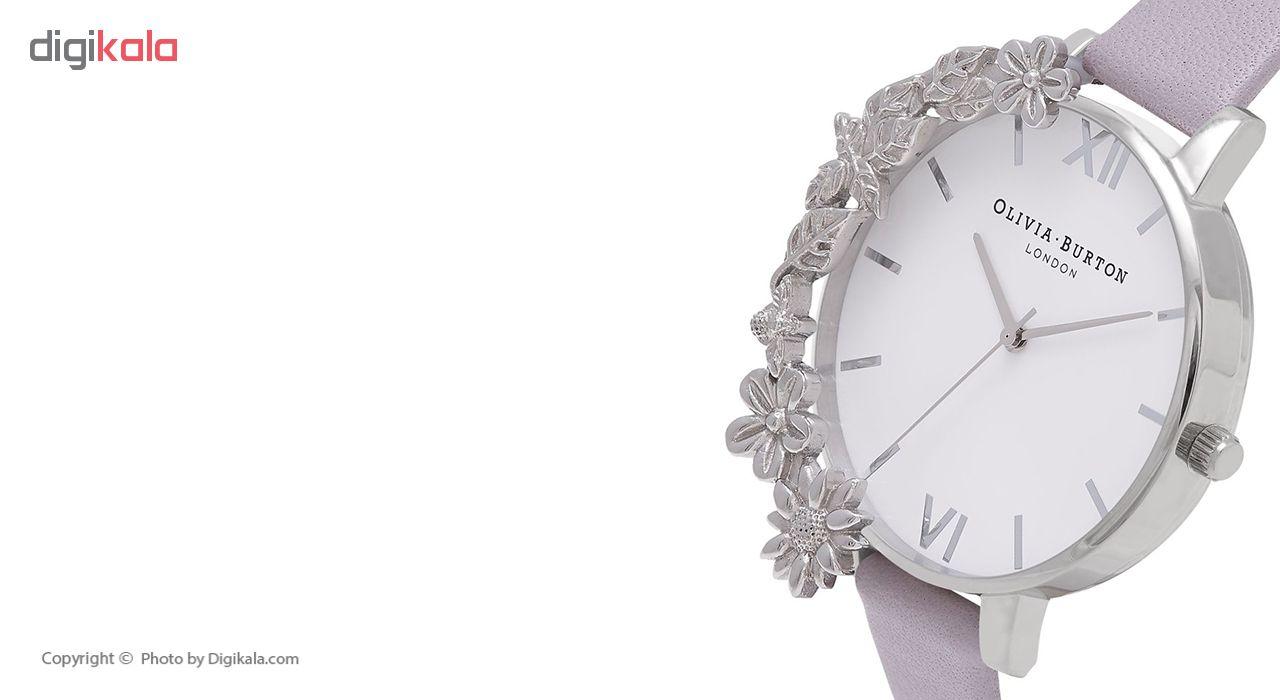 ساعت مچی عقربه ای زنانه الیویا مدل OB16CB05