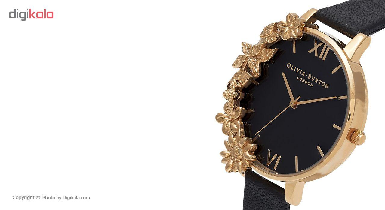 ساعت مچی عقربه ای زنانه الیویا مدل OB16CB07