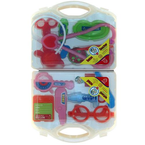 اسباب بازی ست تجهیزات پزشکی کد SP35