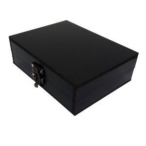 جعبه هدیه چوبی کادویی آیهان باکس مدل 56