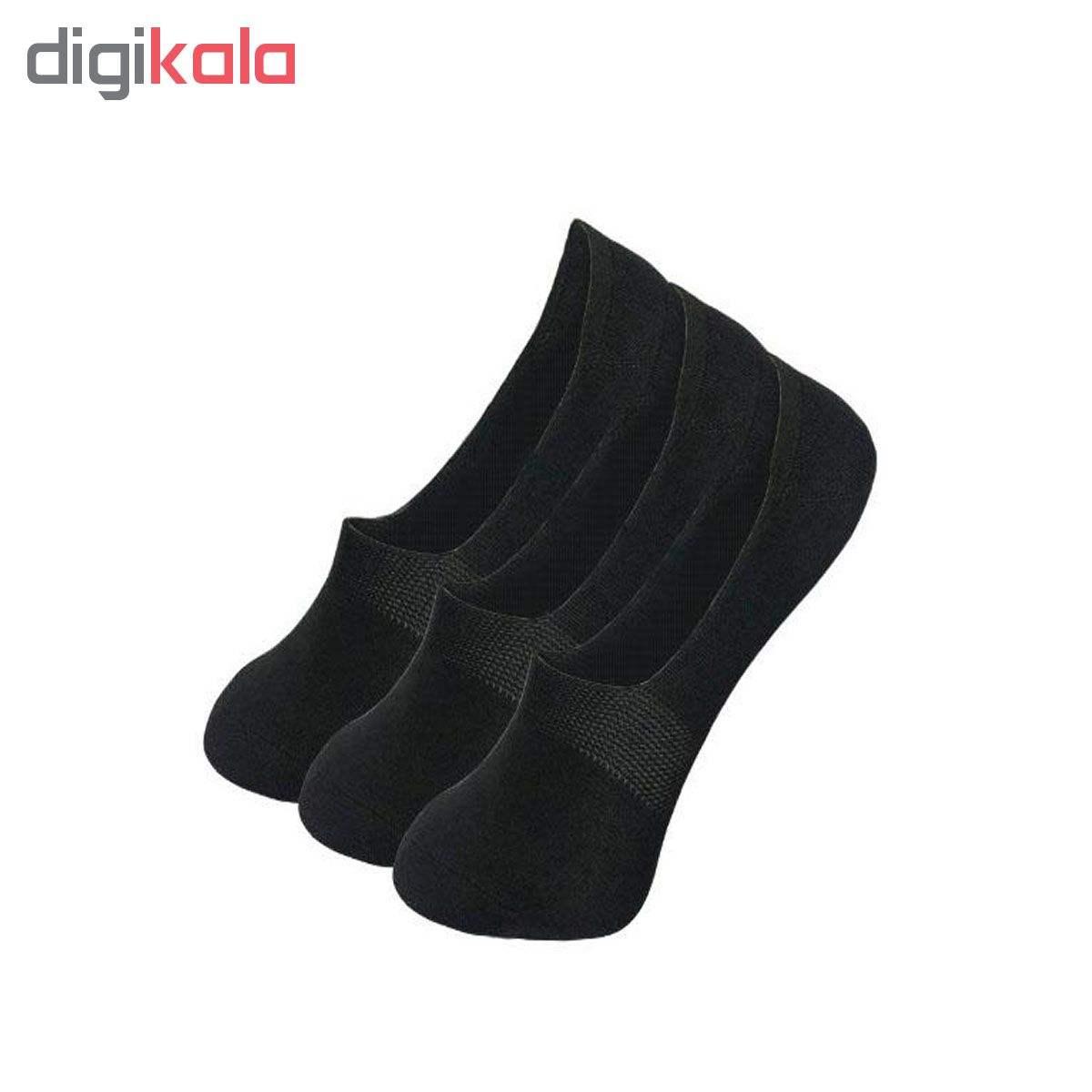 جوراب مردانه مدل k3 بسته 3 عددی main 1 1