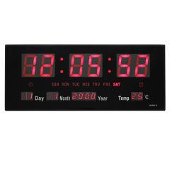 خرید ساعت دیجیتال دیواری و رومیزی کایزینگ مدل 3615