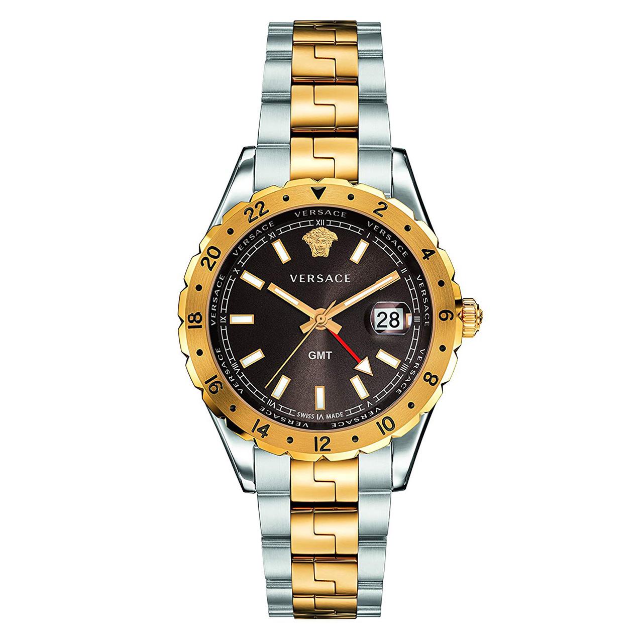 ساعت مچی عقربه ای مردانه ورساچه مدل V11040015 30
