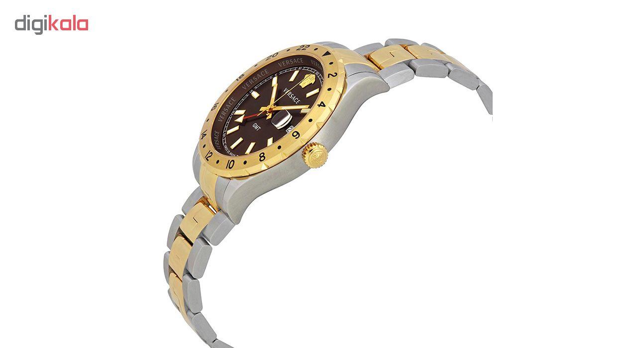 ساعت مچی عقربه ای مردانه ورساچه مدل V11040015