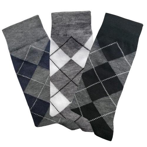 جوراب مردانه کد 4008 مجموعه 3 عددی