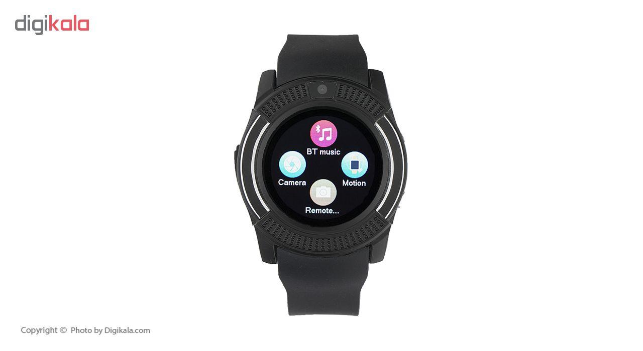ساعت هوشمند جی تب مدل W300  به همراه کارت حافظه 16 گیگابایتی