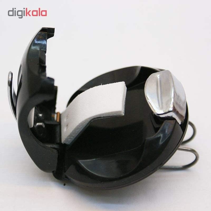 نگهدارنده عینک خودرو مدل kh-300 main 1 4