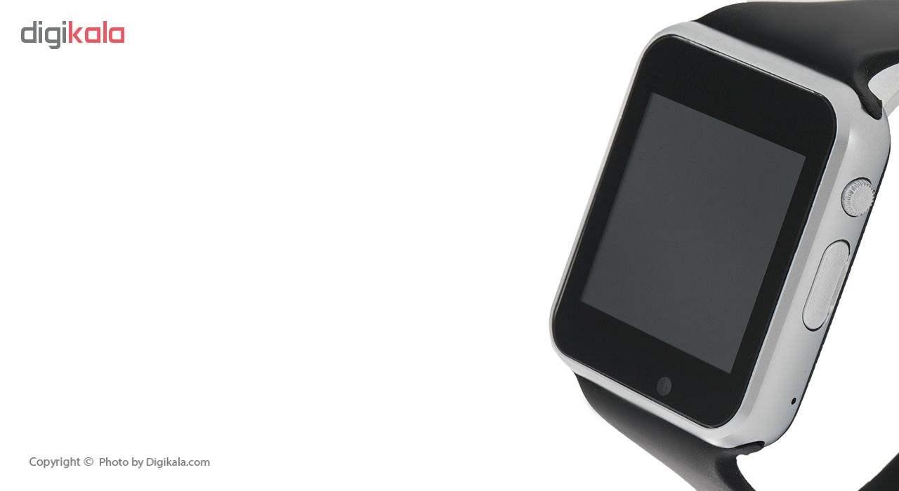 ساعت هوشمند جی-تب مدل W101 Hero به همراه هندزفری اچ بی کیو مدل i7 main 1 3