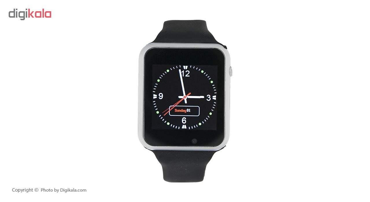 ساعت هوشمند جی-تب مدل W101 Hero به همراه هندزفری اچ بی کیو مدل i7 و کارت حافظه 16 گیگابایتی main 1 2