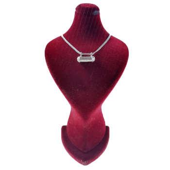گردنبند نقره زنانه مدل AL21
