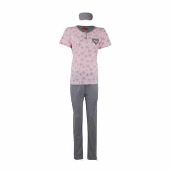 ست لباس راحتی زنانه جوانا مدل 285861-3 |
