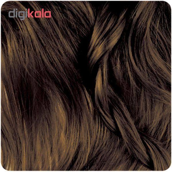 رنگ موی بیول سری Natural مدل HERBAL شماره 2.0 حجم 100 میلی لیتر رنگ قهوه ای تیره