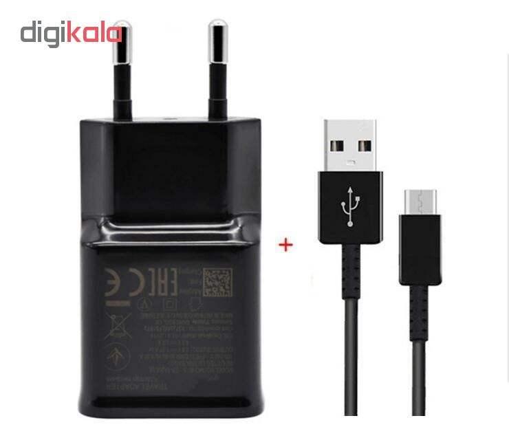 شارژر دیواری مدل EP-TA20EBE به همراه کابل تبدیل USB-C main 1 1