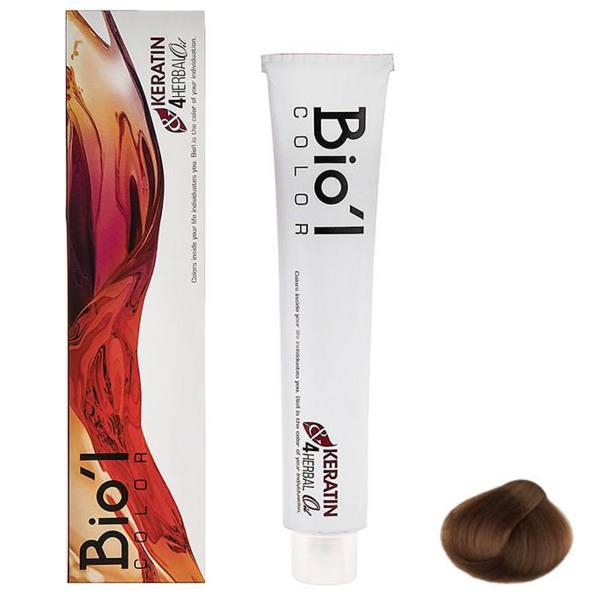 رنگ مو بیول سری BEIGE شماره 8.32 حجم 100 میلی لیتر رنگ بلوند بژ روشن