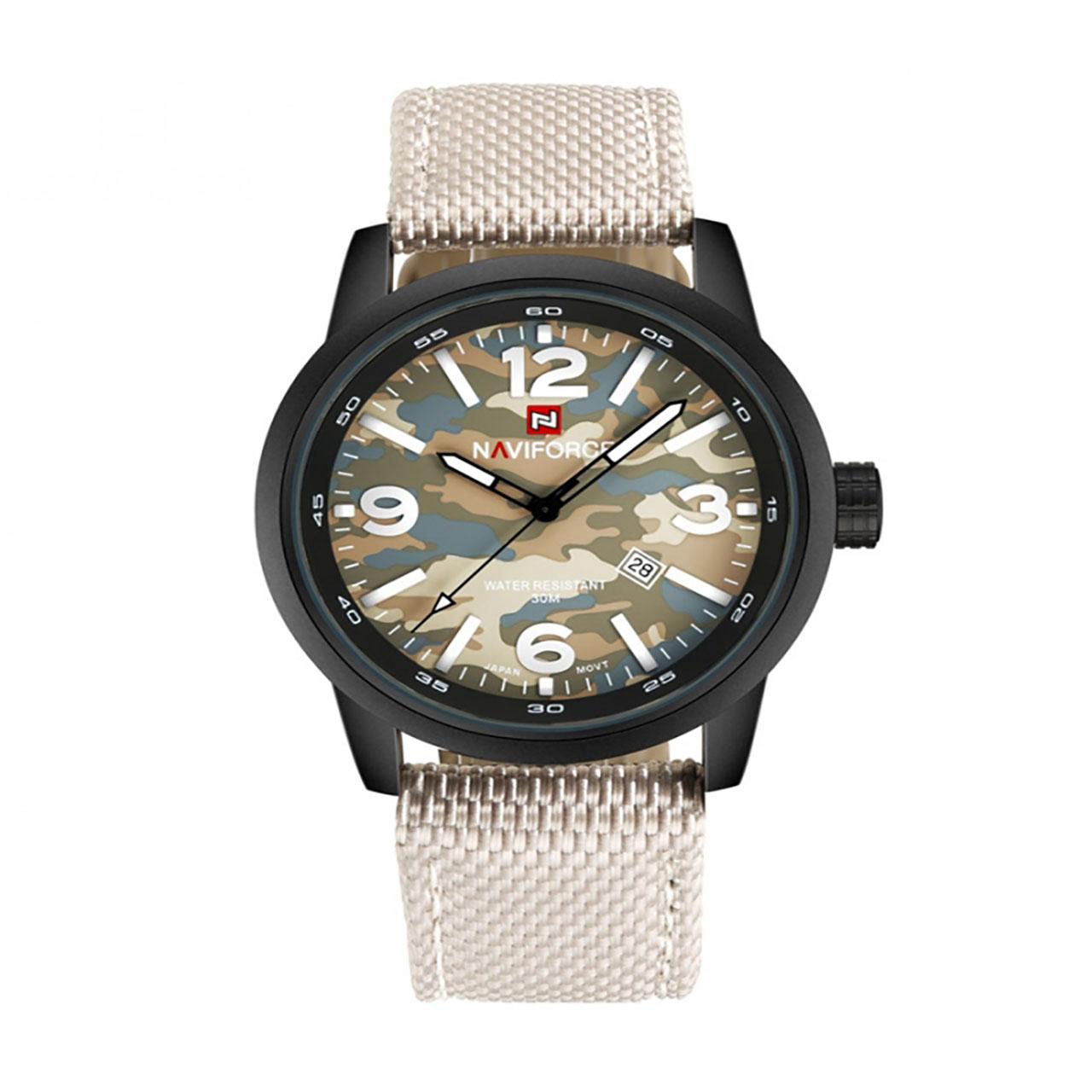 ساعت مچی نیوی فورس مردانه مدل nf9080