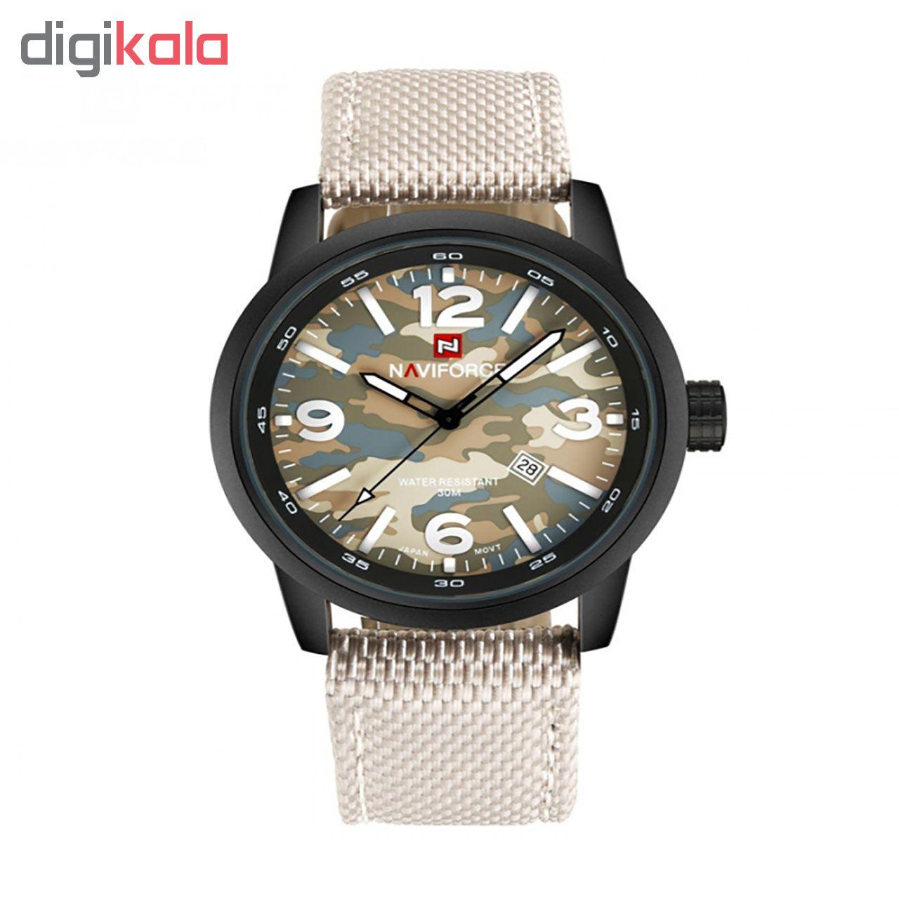 خرید ساعت مچی نیوی فورس مردانه مدل nf9080