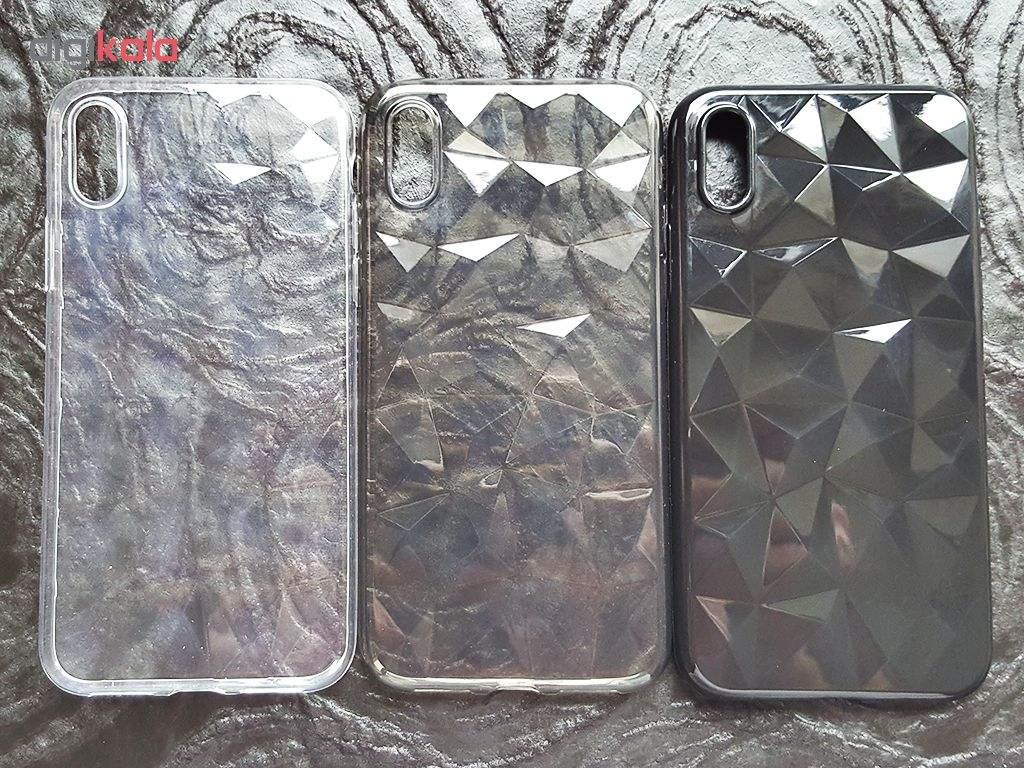 کاور طرح برجسته مدل Diamond IP-400 مناسب برای گوشی موبایل اپل Iphone X / Xs main 1 2
