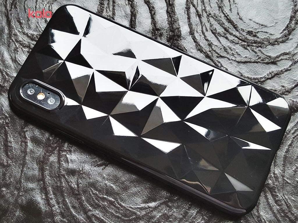 کاور طرح برجسته مدل Diamond IP-400 مناسب برای گوشی موبایل اپل Iphone X / Xs main 1 3