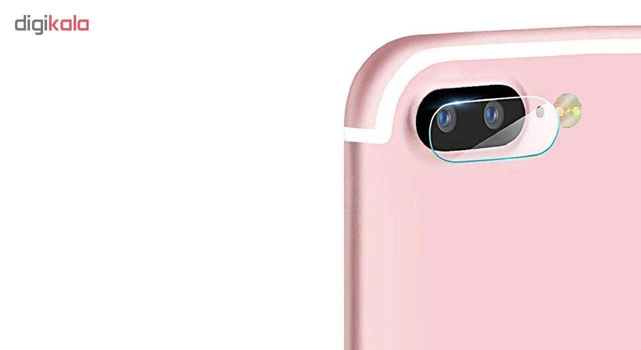 محافظ لنز دوربین هورس مدل UTF مناسب برای گوشی موبایل اپل iPhone 8 Plus بسته دو عددی main 1 2