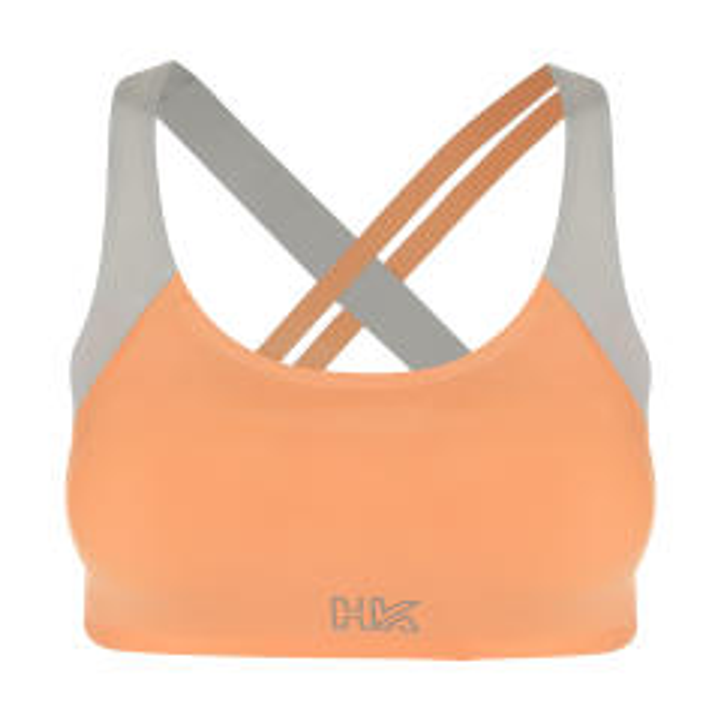 نیم تنه ورزشی زنانه اچ کی مدل 002-Orange