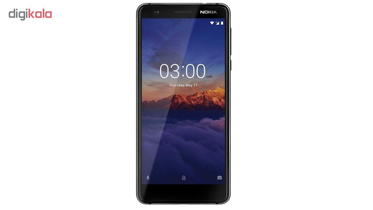 گوشی موبایل نوکیا مدل 3.1 دو سیم کارت ظرفیت 16 گیگابایت                             Nokia 3.1 Dual SIM 16GB Mobile Phone