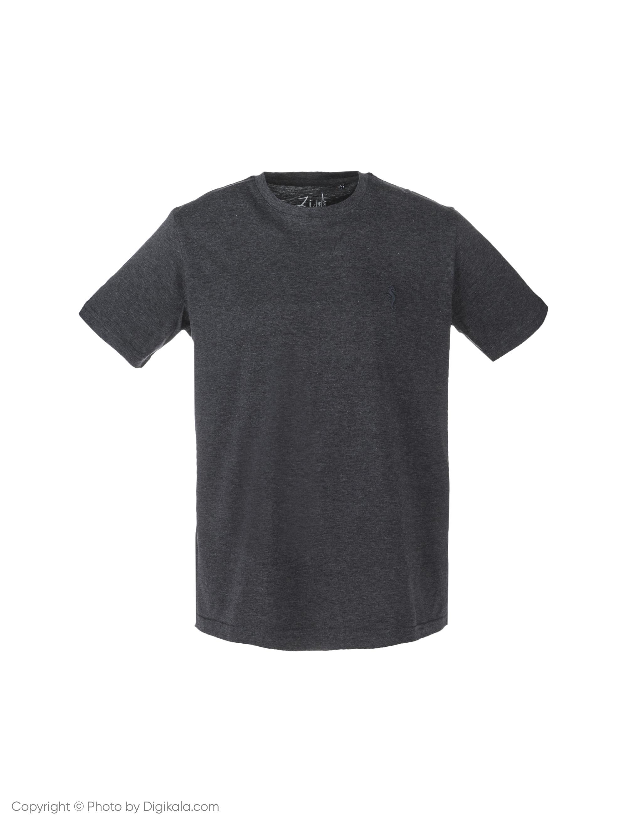 تی شرت مردانه زی مدل 153113179