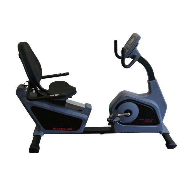 دوچرخه ثابت کراس فیتنس مدل PLASMA 200
