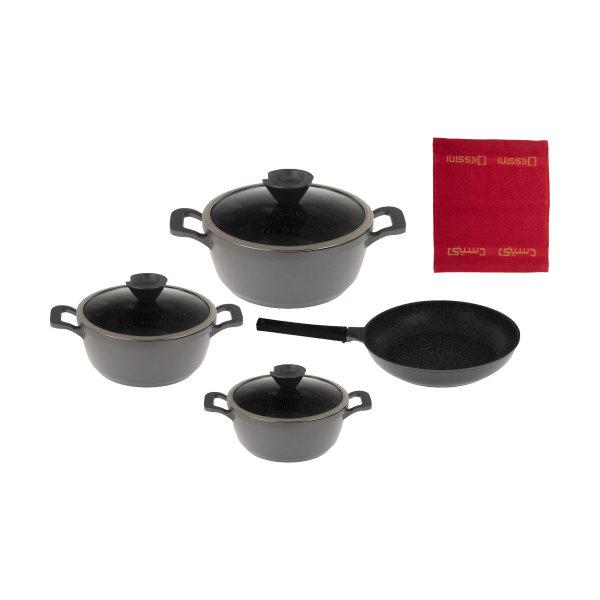 سرویس پخت و پز 8 پارچه دسینی مدل Locca