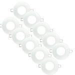 قاب هالوژن مدل ABS06 بسته 10 عددی thumb