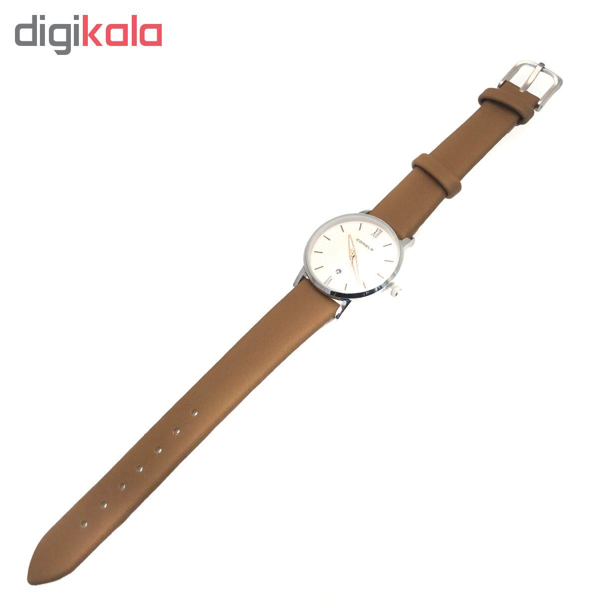 ساعت مچی عقربه ای زنانه کاملی کد W1122              ارزان
