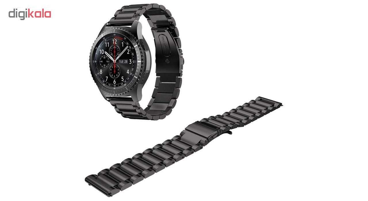 بند ساعت هوشمند مدل aw-1 مناسب برای Gear S3 main 1 2