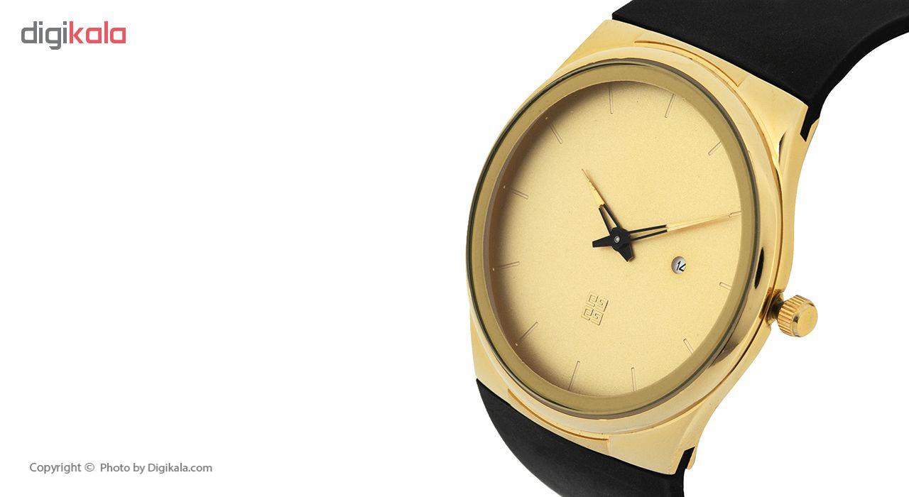 کد تخفیف                                      ساعت مچی عقربه ای مردانه ژیوانشی کد 52