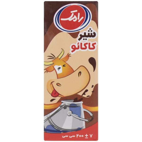 شیر کاکائو رامک مقدار 0.2 لیتر