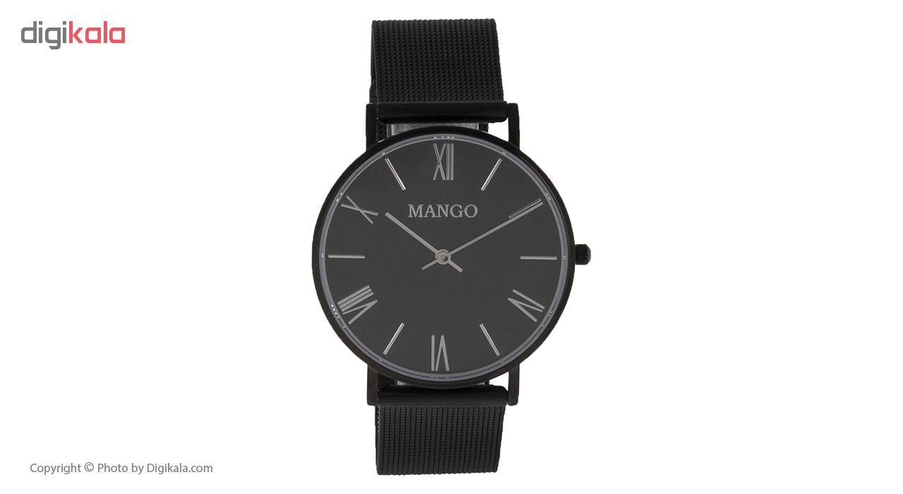 ساعت مچی عقربه ای زنانه مدل MA6715              خرید (⭐️⭐️⭐️)
