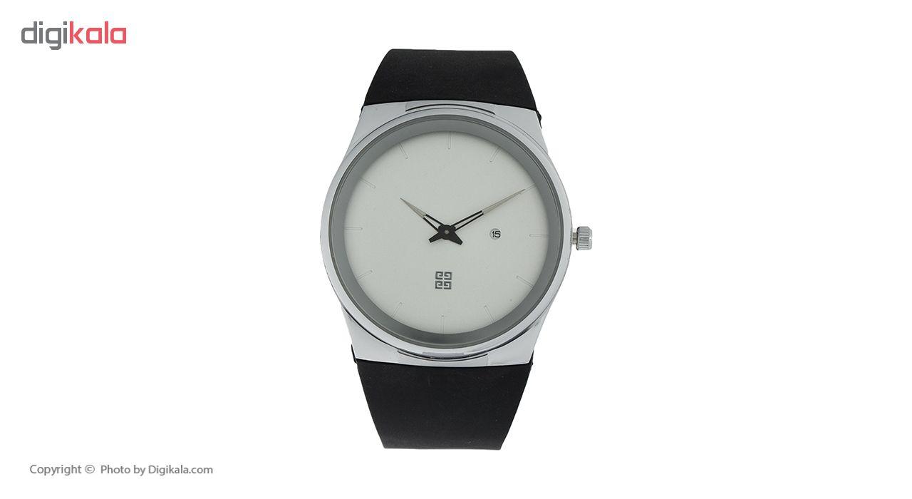 خرید ساعت مچی عقربه ای مردانه ژیوانشی مدل 520