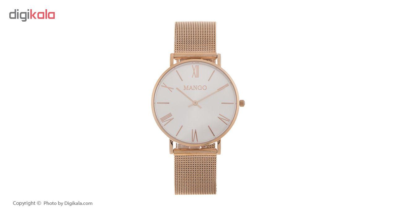ساعت مچی  زنانه مدل MA6715L-80R              اصل