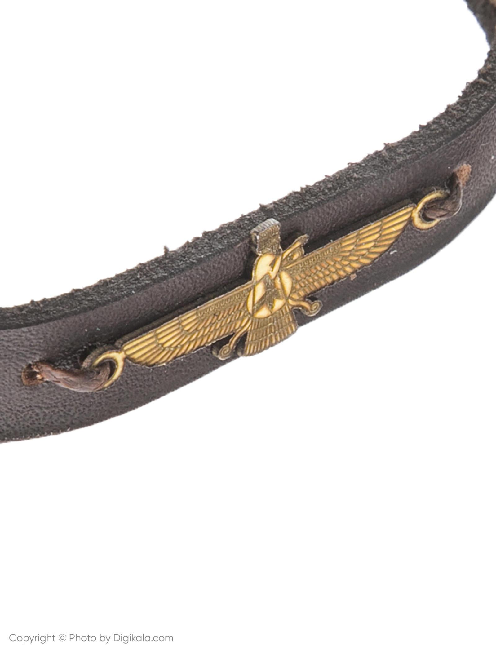 دستبند چرمی میو مدل BM62 -  - 5