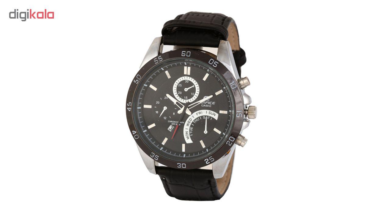 خرید ساعت مچی عقربه ای مردانه کد CAS-K