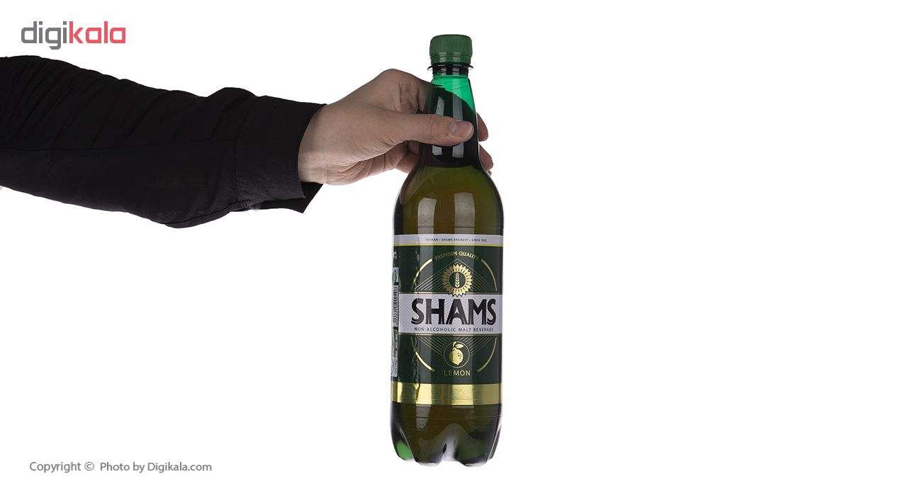 نوشیدنی مالت بدون الکل لیمو شمس مقدار 1 لیتر بسته 6 عددی main 1 4
