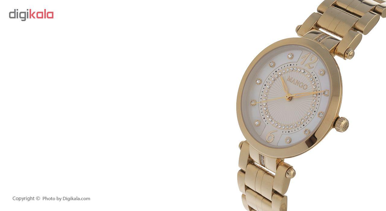 ساعت مچی عقربه ای زنانه مدل MA6660L-81K              خرید (⭐️⭐️⭐️)