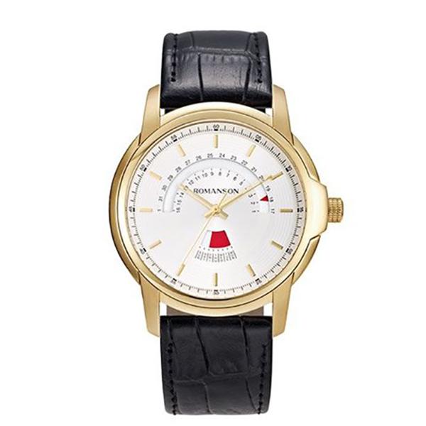 ساعت مچی عقربه ای مردانه رومانسون مدل TL6A21CMBGA1C4