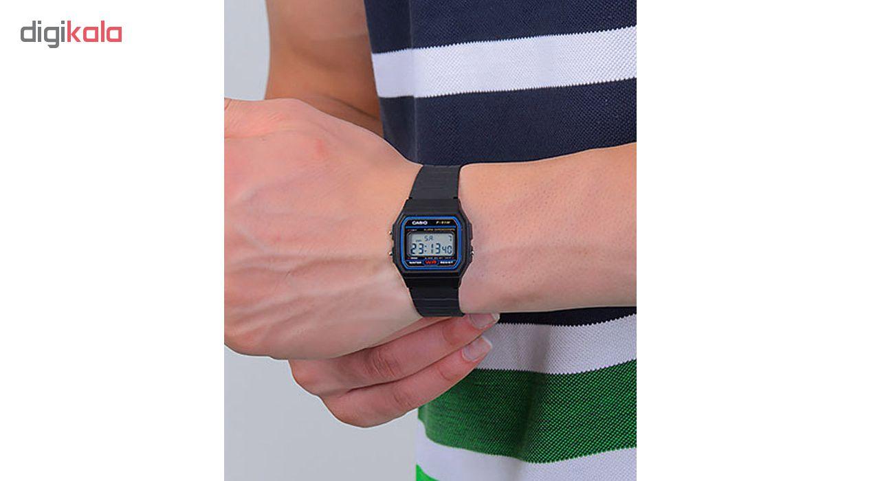 ساعت مچی دیجیتال مردانه مدل F91