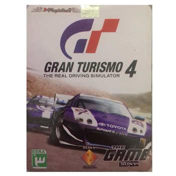 بازی GRAN TURISMO 4 مخصوص PLAYStation2
