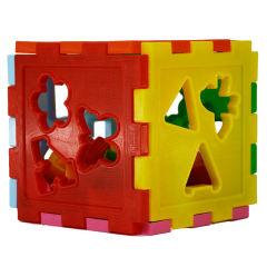 بازی فکری  طرح مکعب هوش کد 02